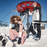 Clients satisfaits La Foux d'Allos