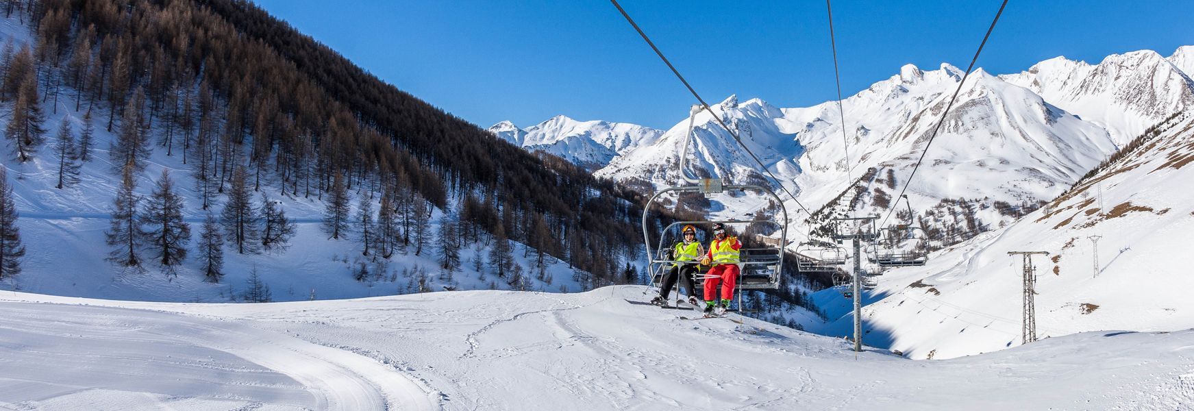 Location Ski Intersport La Foux d'Allos